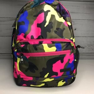 Steve Madden Clara Backpack With Pencil Case NWT